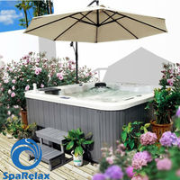 Sell Worldwide Multi functions Massage Hottub/Outdoor Spa/Jacuzzy for 6 Person with high quality -A513