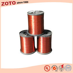 Class 200 EI/AIW enameled copper wire