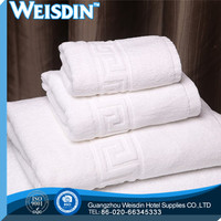 gift wholesale polyester/cotton hotel 21 bath towels pakistan