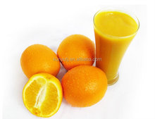 100% natural orange juice concentrate with high quality