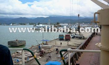 Break Vessel from Indonesia to All China Port