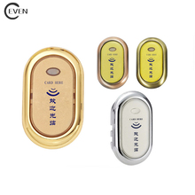 high security Zinc Alloy Electronic Sauna Cabinet Lock Gym Magnetic Locker Lock for spa door