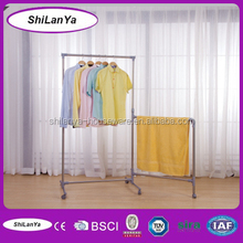 new design round bedroom stainless steel clothes drying rack