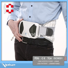 personal healthcare back support brace for lumbar disc herniation