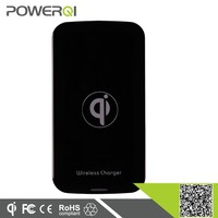 Powerqi portable wireless charger for Nokia for HTC for Samsung universal device,qi dock charger
