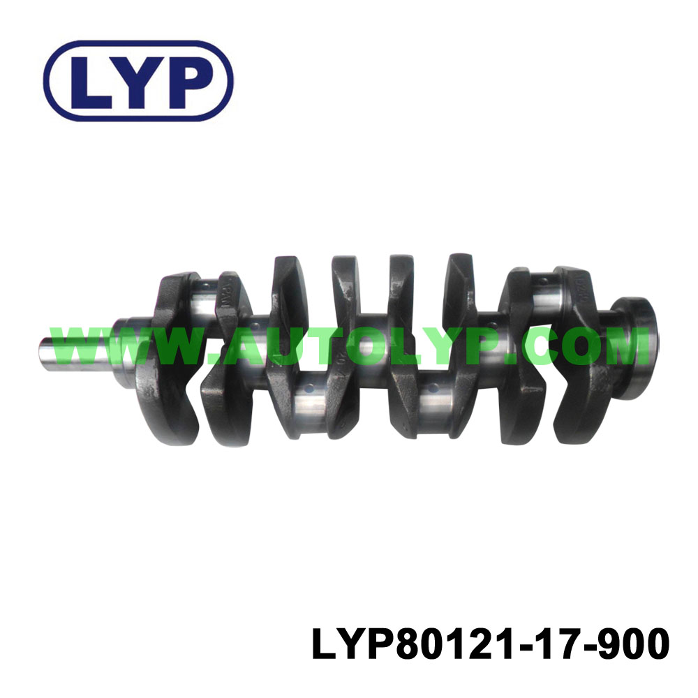 Crankshaft for engine parts for <strong>NISSAN</strong> YD25 12200-AD200