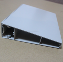 Guangzhou 6063 t5 extruded aluminum profiles factory