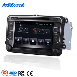 "7"" 2 din multimedia navigation gps system auto radio for vw series"