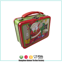 High quality kids tin metal lunch box