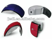 New Version 2.4G USB Cordless mouse Folding Wireless Mouse