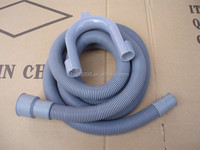 Universal dishwasher fill water pipe and drain hose extension