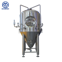 1000L pub micro brewery glycol jacket conical fermenter small beer equipment