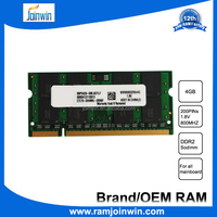Computer Hardware 200pin 4gb Ddr2 800mhz