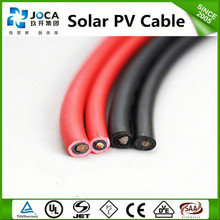 6mm2 heat resistance solar cable high quality solar pv cable 6mm