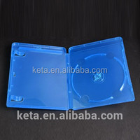 11mm Personalized Single DVD Disc Blu Ray Case With Competitive Price