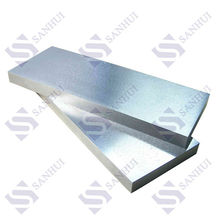 High Quality Unpolished/Polished Tungsten Carbide Sheet Metal with TK 0.04-2