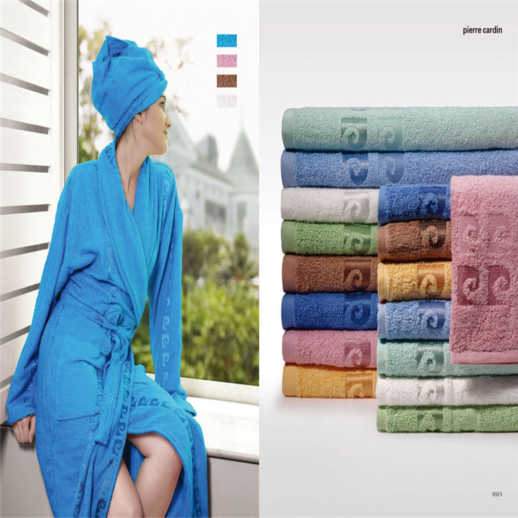 Top Quality Customized Wholesale Luxury hotel bathrobe