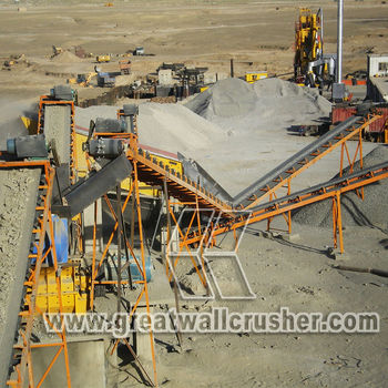 Great Wall Stone Crusher Machine Price,Stone Crushing Equipment,Stone Crushing Plant