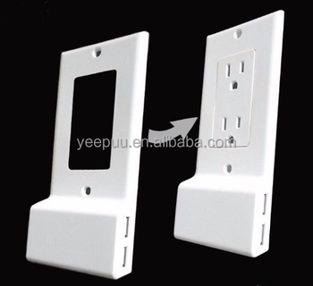 USB Charging CoverPlate Wall Plate Cover Outlet Cover Plate