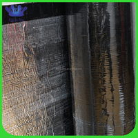 2015 Fashionable modified bitumen waterproof membrane with self adhesive glue