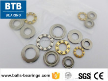 Axial load miniature thrust ball bearing F9-20M 9x20x7 mm