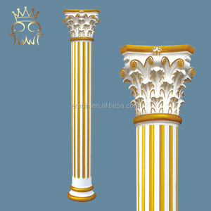 new design wholesale plastic wedding columns roman pillars column molds