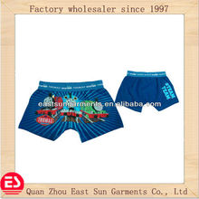 High Quality Children Underwear Boy Models