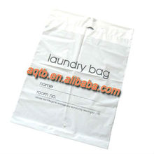 disposable hotel laundry bag