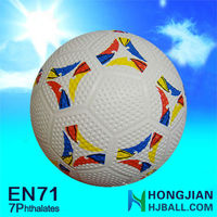 2015 cheap golf soccer balls NO.5 custom soccer ball kids