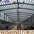 H beam steel structure materials with crane