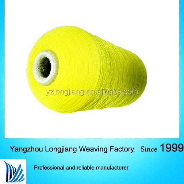 high quality 120 denier polyester yarn dyed color for knitting