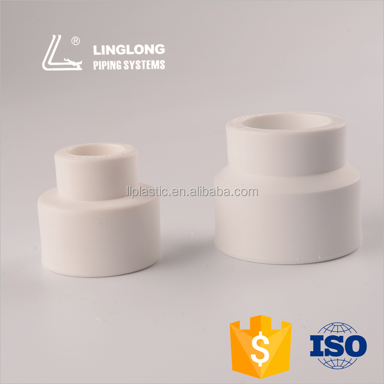 New products ppr water pipe fittings reducing socket