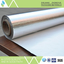 Heat Resistant Foil Woven fabric insulation roof