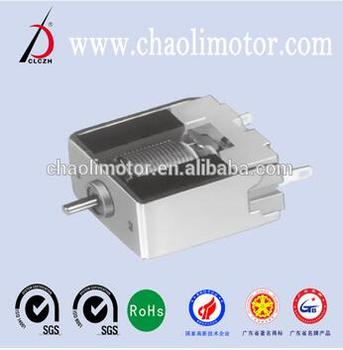 High speed brushed dc motor CL-SH030SA 12v for motorized toys
