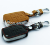 Genuine Leather Key Cover car key Case for Volkswagen Golf 7