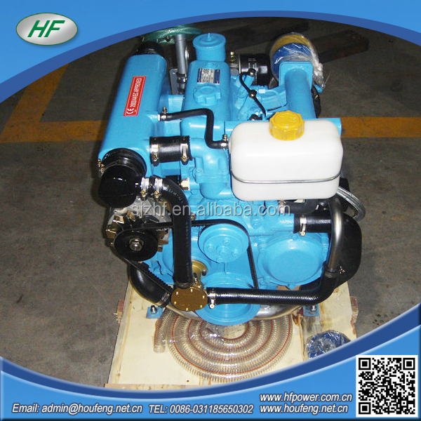 HF-385H Buy Direct From China Wholesale Used Engines For Boats