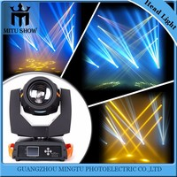 China Supplier 200w 5R Beam Moving Head Light Sharpy Stage Party Light