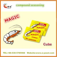 10g seasoning cube/ powder of instant noodle for African market