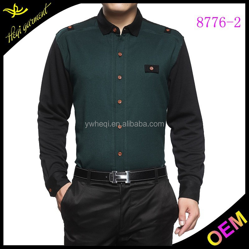 HIgh quality and new designs van heusen shirts for men