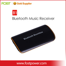 2016 New arriving portable build-in 300mAh battery wireless bluetooth Music Receiver HIFI sound