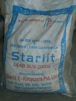Lead Oxide Powder