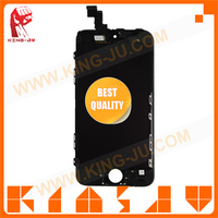 OEM Full with Frame Set for iphone 5S lcd screen replacment 4.0,2015S 100% Original for iphone 5S lcd with small parts
