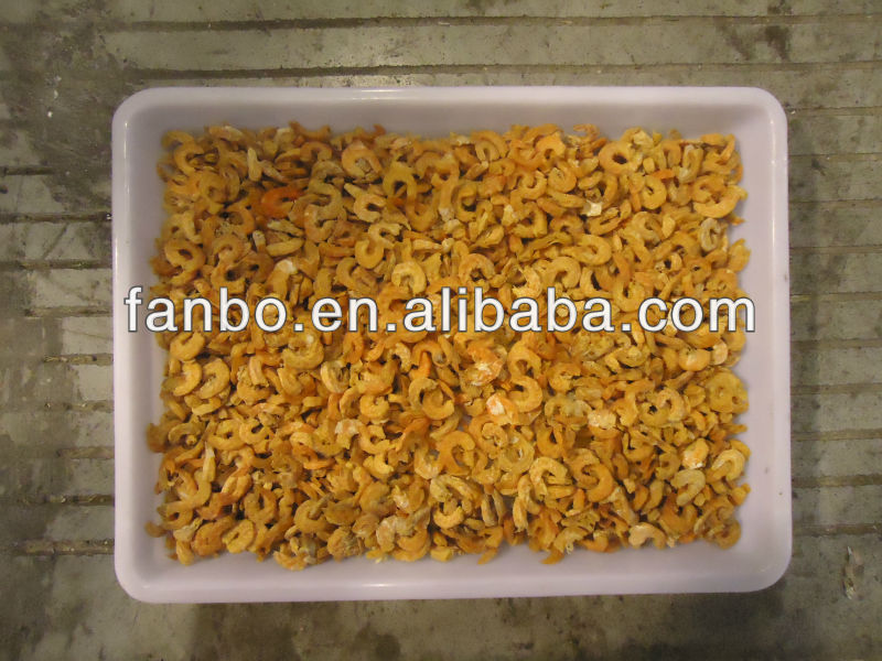 Dried Shelled Shrimps offer in large quantities