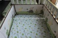 Factory Directory new Design Baby Quilt with Embroidery and Applique
