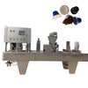 Automatic Coffee Capsule Filling Machine Nespresso and Machine for Making Capsules