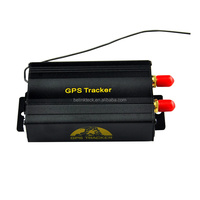 Free PC /Web software + Android IOS App Tracking mini gps car tracker TK103