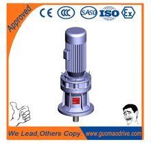 High bearing capacity and low noise wind turbine reducer