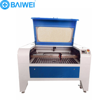 60w 80w 100w 6040 Co2 laser engraving machine price for Acrylic with DSP Control System