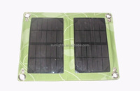 3.5W Portable Smart Phones foldable Solar Charger Bag battery charging power supply bag