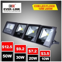 New design hot selling 2 years warranty led flood 120w 230v